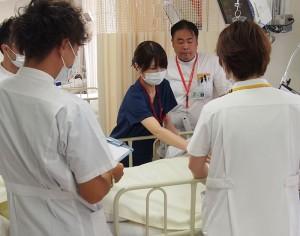 救急看護看護認定看護師