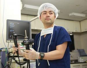 消化器内視鏡技士