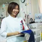 清恵会向陵クリニック 外来透析室 看護師