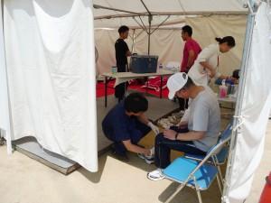 行事の救護支援・医療協力