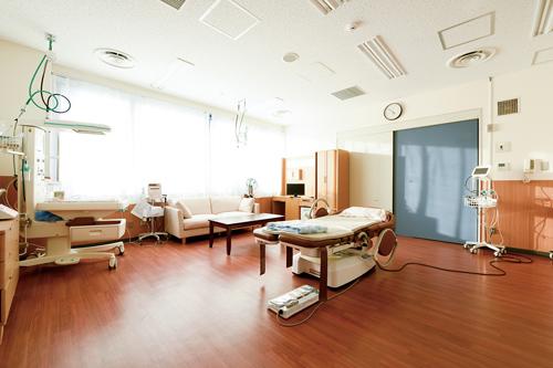 産科LDR室
