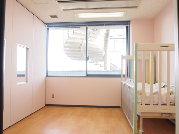 清恵会病児保育室 めぐみ