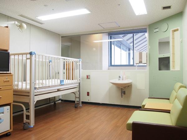小児科 入院個室