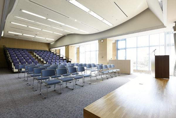 3階の講堂