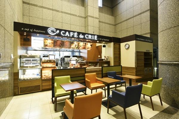 カフェ・ド・クリエ 清恵会病院店