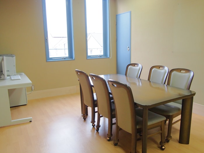 栄養指導室