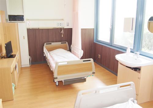 産科2人部屋