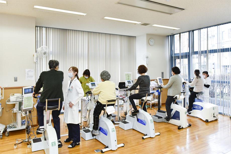 心臓リハビリテーションセンター
